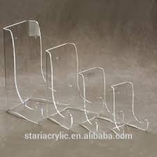Lucite Plate Display Stands Unique Large Clear Acrylic Bowl Platter Stands Lucite Plate Display Rack