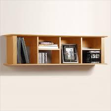 wall mounted bookshelves plans