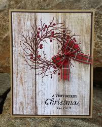 Handmade Christmas Cards  Handmade Christmas Card Baubles By Card Making Ideas Christmas