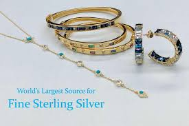 Wholesale <b>Sterling Silver</b> Jewelry, <b>925 Silver</b> Jewelry <b>New</b> York