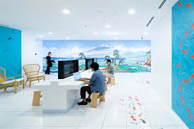 google office spaces. Google Tokyo Office Space 24 Spaces