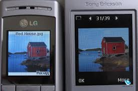 Mobile-review.com Review GSM phone LG G1800