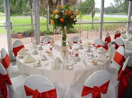 elegant centerpiece decorations for weddings with extra large round tables