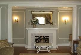 fireplace mantel extension ideas