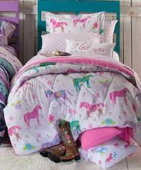 Horse Quilts Bedding Girls Horse Bedding For Twin Full Queen Horse ... & Little Girls Pony Bedding Horse Quilt Bedding Set Horse Quilts Bedding ... Adamdwight.com