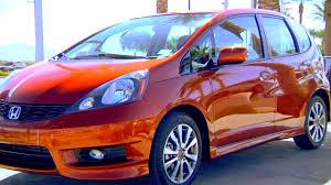 2012 Honda Fit Review - SanTan Honda Superstore of Chandler - YouTube