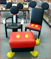 mickey mouse clubhouse recliner chair mickey mouse clubhouse bedroom furniture mickey mouse furniture set mickey mouse