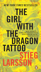 Girl With the Dragon Tattoo, Stieg Larsson, book review, wasp, Lisbeth Salander, Mikael Blomkvist