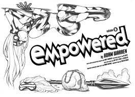 empowered s title pages by adamwarren on empowered 6 s title pages by adamwarren empowered 6 s title pages by adamwarren