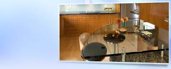 add a touch of class with our custom glass table tops