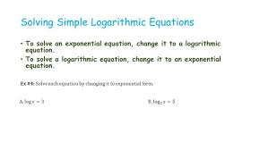 adorable 3 functions and their graphs ppt solvingsimplelogarithmicequa solving exponential equations with logarithms worksheet worksheet