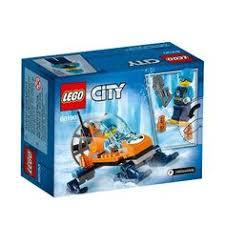 Lego <b>City Arctic</b> Mobile Exploration Base 60195 (786 Pieces), <b>Orange</b>