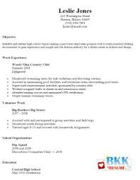 Fantastic Plural Word For Resume Gallery Entry Level Resume