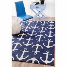 nautical outdoor rugs unique blue outdoor rug 8 x 10 9 x 12 home goods free