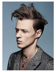 Messy Hairstyle For Guys Good Haircuts For Men With Short Hair With Crazy Mens Messy Hair