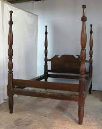 Antique 4 Poster Bed Antique Four Poster Bed Antique 4 Poster Canopy ...