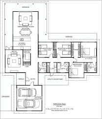 plans t shaped house plans u design australia