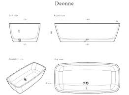 what is the standard size of a bathtub bathtubs standard bathroom door size standard bathtub size