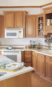 Small Picture Best granite color to tie together oak cabinets with white