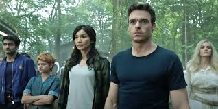 Reuters) d23 expo on saturday became a bit more interesting after marvel studios announced game of thrones actor kit harington and gemma chan will join the cast of the eternals. Who Are Marvel S Eternals Cast Members And Who Are They Playing