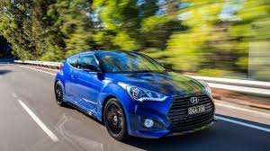 Hyundai Veloster Street Turbo Launched In Australia With Blue Mica