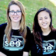 use these two words on your college essay to get into harvard lydia pierce fayal and stephanie shyu cofounders of admitseephoto courtesy of admitsee