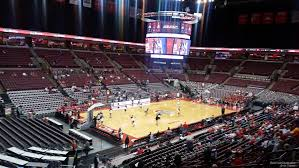 Value City Arena Seating Chart Schottenstein Center Section 227 Ohio State Basketball