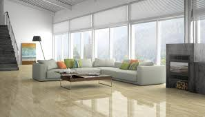Travertino Natural 18x18 Glazed Floor TIle – ECO TILE IMPORTS