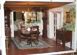 dollhouse dining room furniture. My Collection · Dollhouse InteriorsDollhouse FurnitureDollhouse MiniaturesMiniature KitchenMiniature RoomsDollhousesNeedlepointScaleDining Rooms Dining Room Furniture T