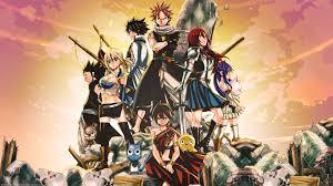 Fairy Tail anime to resume, mangaka Hiro Mashima confirms through tweet -  SGCafe