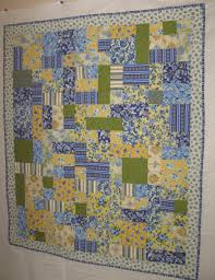 Life is like a patchwork quilt & Blue and Yellow Quilt For Hospice Adamdwight.com