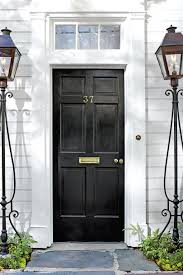 Charleston Door, Black