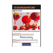 Metrobank email address for credit card. Latest Fraud Alert Metrobank