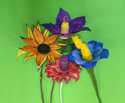 Paper Flower Templates Free Printable Moms And Crafters