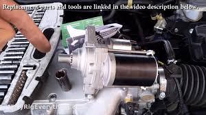 honda accord starter motor replacement video 07 honda accord starter motor replacement video jerryrigeverything