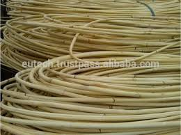 Rattan raw material for furniture