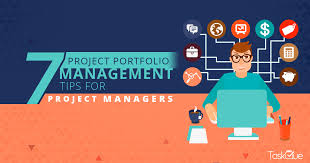 7 Effective Project Portfolio Management Tips For Project Managers