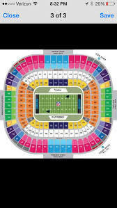 Carolina Seating Chart Seating Chart Carolina Panthers Stadium Atlanta Falcons