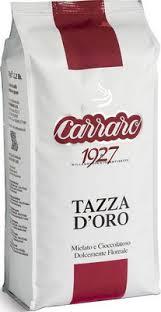 <b>Кофе зерновой Carraro</b> Tazza D Oro 1 кг купить в интернет ...