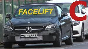 mercedes benz a klasse 2018. plain 2018 mercedes erlknig cklasse cabriolet mopf a205 2018 cclass cabrio facelift   front 4k spy video inside mercedes benz a klasse