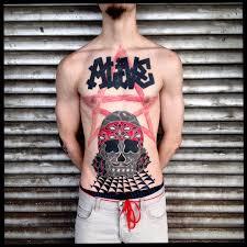 50 Best Gangster Tattoos Designs Meanings 2019