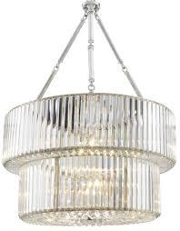 Casa Padrino Luxus Kronleuchter Silber 67 X H 90 Cm Luxus