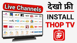 How to Install ThopTV in Android TV | ThopTV APK for MI TV Stick and MI Box  4K - YouTube