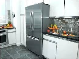 4 door counter depth refrigerator lg best french silver t4