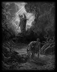 Adamo ed Eva scacciati dal Paradiso Terrestre