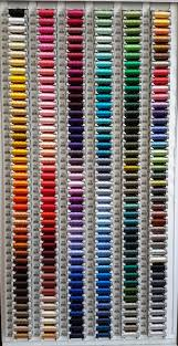 Machine Embroidery Thread Rayon 40 Gutermann 260 Colours