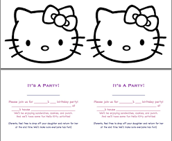Make Your Own Birthday Party Invitations Free Online Make