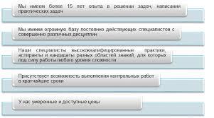 Контрольная работа под заказ Для ВУЗов Украины Офис в Киеве  Преимущества заказа контрольной работы у Фортуны 7000