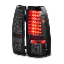 Lights For 2006 Chevy Silverado Car Truck Tail Lights Smoke 2003 2006 Chevy Silverado 1500