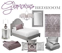 Purple And Silver Bedroom Glamorous Bedroom Mood Board Brass Whatnots Brass Whatnots